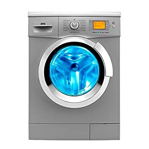 IFB 8 Kg Senator SX Front Loading Fully Automatic Washing Machine-Silver