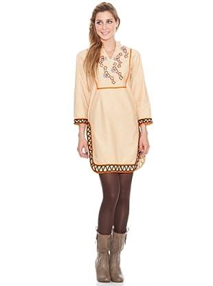 HHG Vestido Doris (Camel)