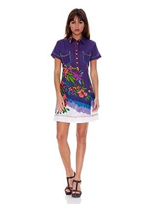 Janis Vestido Lía (Multicolor)