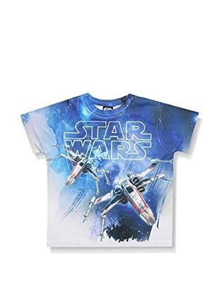 Star Wars Camiseta Manga Corta X-Wing Formation