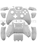 Xbox One Controller Shell Matt White(Controller Not Included)