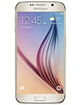 Samsung Galaxy S6 G920I - 32GB - Factory Unlocked - GSM - Platinum Gold