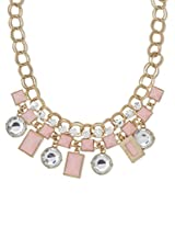 Miss Chase Choker Necklace for Women (Peach Parfait) (SS13JEW0157101)