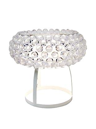 Control Brand Thurman Maxima Table Lamp, Clear