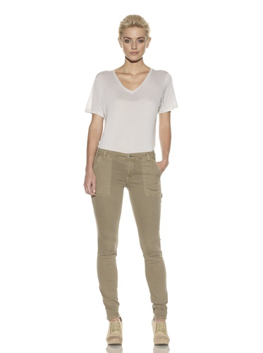 [BLANKNYC] Women's Carpenter Skinny Jeans (Cobblestone)