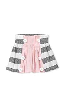 Upper School Girl's Sailor Skirt (Pink)