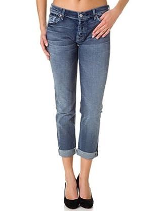 7 for all mankind Jeans Josefina Capistrano Boyfriend Style (Denim)