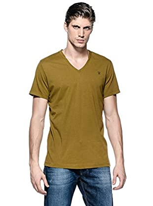 Diesel Camiseta T-Brisk-Rs (Marrón)