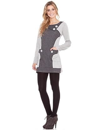 HHG Vestido Vera (gris)