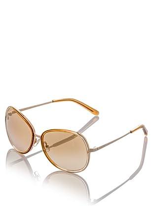 Calvin Klein Sonnenbrille CK7314S goldfarben
