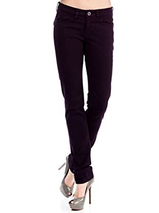 Caramelo Jeans (Granatrot)
