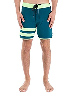 Hurley Boxer da Bagno Phantom Block Party 16