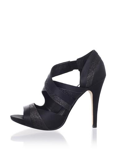 MaxStudio Women's Emory Sandal (Black)