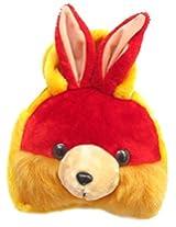Tickles RABBIT HAND BAG Soft Toy Plush Kids Birthday Gift 20 cm