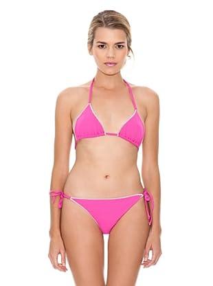 Monoplaza Bikini Light (Fucsia)