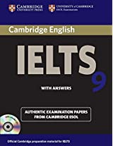 Camb IELTS 9: With Answers (with CD)