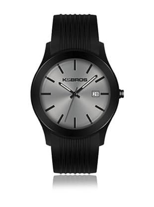 K&BROS Reloj 9489 (Negro)