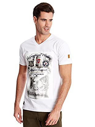 Geographical Norway T-Shirt Jujubier