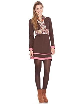 HHG Vestido Gala (marrón)