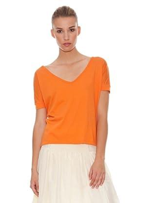 Hakei Camiseta Corta (Naranja)