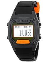 Freestyle Men's 103324 Shark Classic Tide Digital Display Japanese Quartz Black Watch