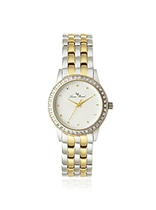 Lucien Piccard Women's 11696-SG-22S Monte Velan Two-Tone Stainless Steel Watch