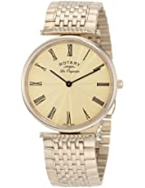 Rotary Men's GB90002/45 Les Originales Classic Bracelet Swiss-Made Watch