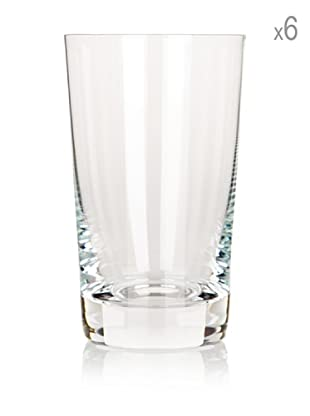 Villeroy & Boch Set 6 Vasos Basic 12.5 cm