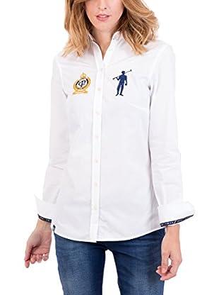 Polo Club Bluse klassisch Rigby Brand Sra