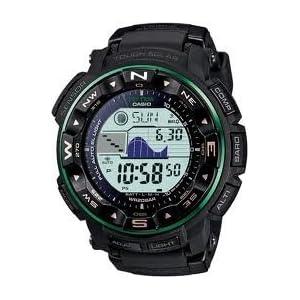 Casio ProTrek (Digital Line-up) PRG-250-1BDR (SL62) Watch - For Men