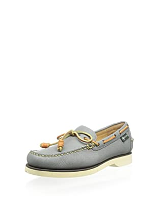 Eastland Men's Sullivan 1955 1-Eye Boat Shoe (Charcoal)