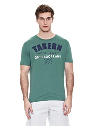 Springfield Camiseta S1 Patch Takern (Verde)