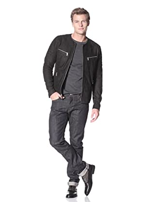 Vince Men's Biker Jacket (Black)