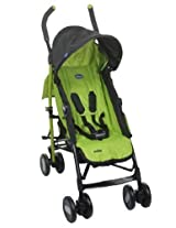 Chicco Echo Compact Fold Lightweight Baby Stroller Jade Green By Chicco
