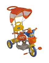 Mee Mee Baby Tricycle, Orange
