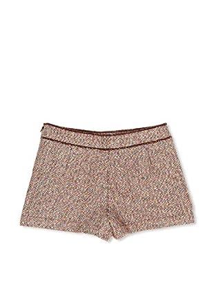 Billieblush Shorts Froem (Marrón)