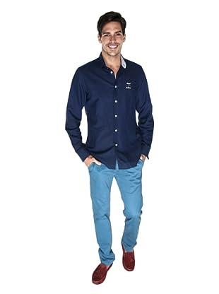 Giorgio Di Mare Camisa Calisto (Azul Marino)