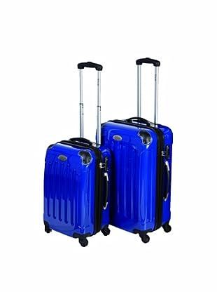 Vior Trolley-Set 2tlg. (Blau)