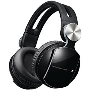 Sony PS3 Wireless Stereo Headset - Pulse Elite Edition