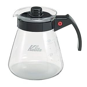 【クリックで詳細表示】Kalita 800サーバーN 【103ドリッパー用/電子レンジ用】 800cc #31207