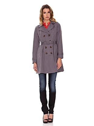 Pepe Jeans London Trenchcoat Anneli (Anthrazit)