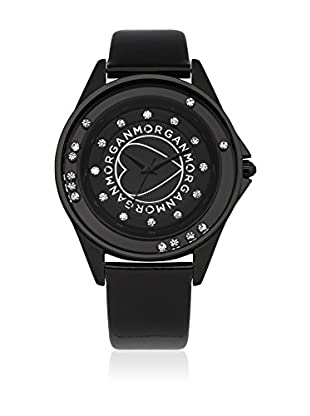 Morgan de Toi Orologio al Quarzo Woman M1033Bss Nero 38 mm