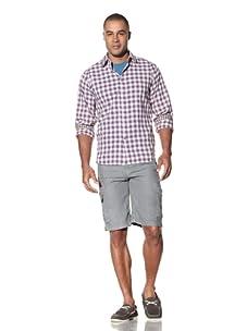 EQ Men's Louie Shirt (Purple)