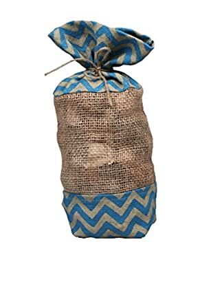Jodhpuri 12-Oz. Ocean Potpourri in Jute Bag, Blue