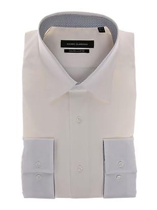 Pierre Clarence Camisa de manga larga (Blanco)