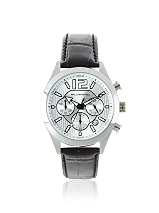 Morphic Men's MPH1503 M15 Series Black/Silver Chronograph Watch