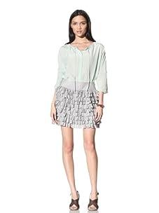 Calypso St. Barth Women's Sweet Tart Skirt (Pumice)