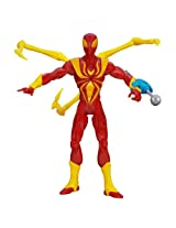 Marvel Ultimate Spider-Man Nano Claw Iron Spider-Man Figure 6 Inches