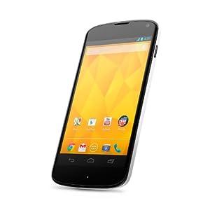 Google Nexus 4 (White)
