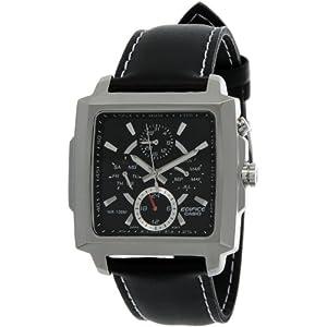 Casio Edifice Multi Fuction Black Dial Men's Watch - EF-324L-1AVDF (ED310)